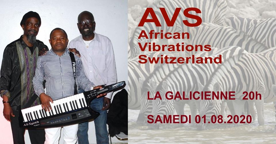 African Vibrations in Switzerland
